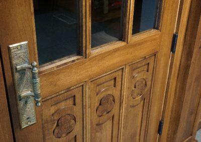 Door and Handle Detail